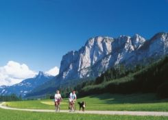 Austria: Salzburg Lakes Cycle Tour for Regular Cyclists (7 Nights)