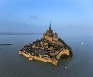 Cycling Holiday in France - Mont Saint-Michel