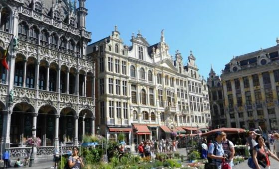 Belgium: Cycling Tour in Belgium, from Brussels to Bruges (7 Nights)