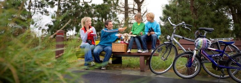 Cycling Tour in Belgium - Family Picnic