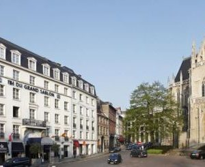 Cycling Holiday in Belgium - Hotel du Grand Sablon