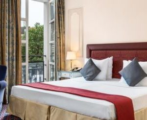 Cycling Holiday in Belgium - Hotel du Grand Sablon - Room
