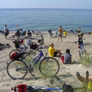 Cycling Holiday in Lithuania - Curonian Spit Beaches