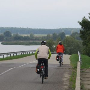 Cycling Holiday in Lithuania - Cycling to Vente Cape