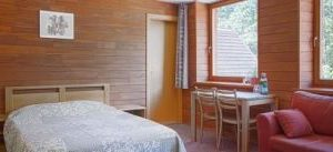 Cycling Holiday in Lithuania - Hotel in Nida, Room1