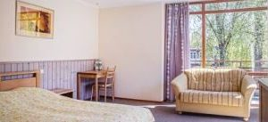 Cycling Holiday in Lithuania - Hotel in Nida, Room2