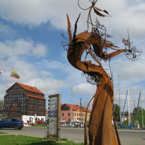 Cycling Holiday in Lithuania - Klaipeda
