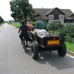 Cycling Holiday in Lithuania - Lithuanian Countryside - Rusne (1)