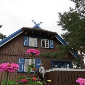 Cycling Holiday in Lithuania - Nida - Thomas Mann House