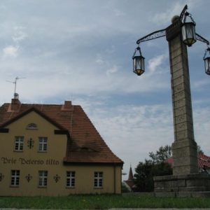 Cycling Holiday in Lithuania - Rusne