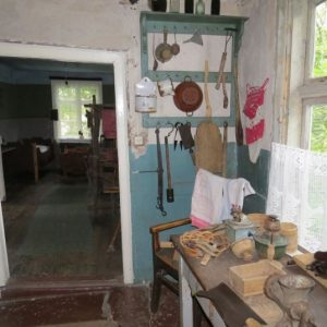 Cycling Holiday in Lithuania - Rusneisland Etnographic Museum