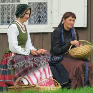 Cycling Holiday in Lithuania - Rusneisland Folk