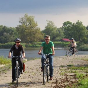 Cycling Holiday in Lithuania - Rusneisland-Russian Border