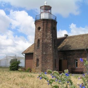 Cycling Holiday in Lithuania - Vente Cape Lighthouse