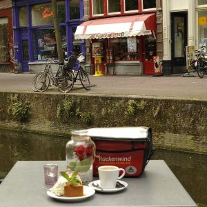 Boat & Bike Tour of Northern Holland - Canal
