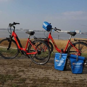 Boat & Bike Tour of Northern Holland - Hire Bikes (2)