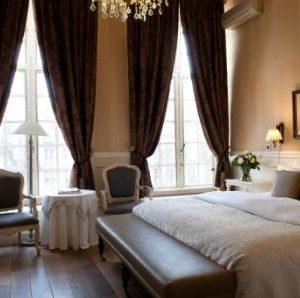 Cycling Tour around Bruges - Deluxe Hotel1 - Room1
