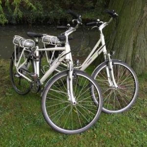 Cycling Tours around Bruges - Electric Bikes