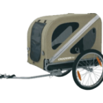 Cycling Tour from Schärding to Vienna - Dog Trailer