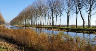 RFH Bike Tours: Cycling around Bruges in winter
