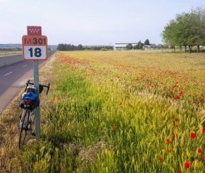 Madrid to Loja Bike Tour (4) - M301 Bike Path
