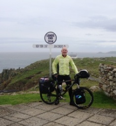 Lands End to John O'Groats (LEJOG) Solo Tour: Slide Show
