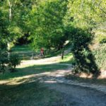 Rioja Bike Tour - In the grounds of the Monastery of Suso