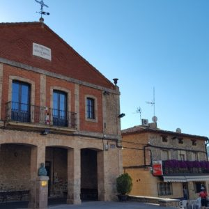 Rioja Bike Tour - No breakfast in Berceo on a Sunday!