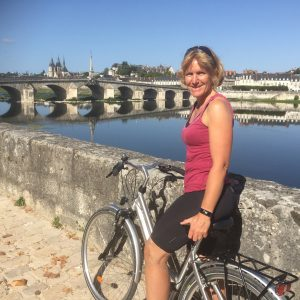 Cycling in the Loire region