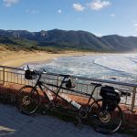 Tandem Bike Tour of Sardinia - Beach at Portxeddu