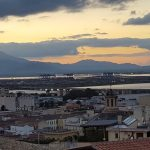 Tandem Bike Tour of Sardinia - Cagliari at Dusk