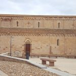 Tandem Bike Tour of Sardinia - Church at Tratalias Vecchia