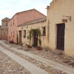 Tandem Bike Tour of Sardinia - Tratalias Vecchia