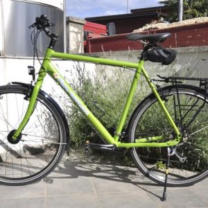 Cycling Tour of the Istrian Peninsula - Hybrid Bike Hire (Male)