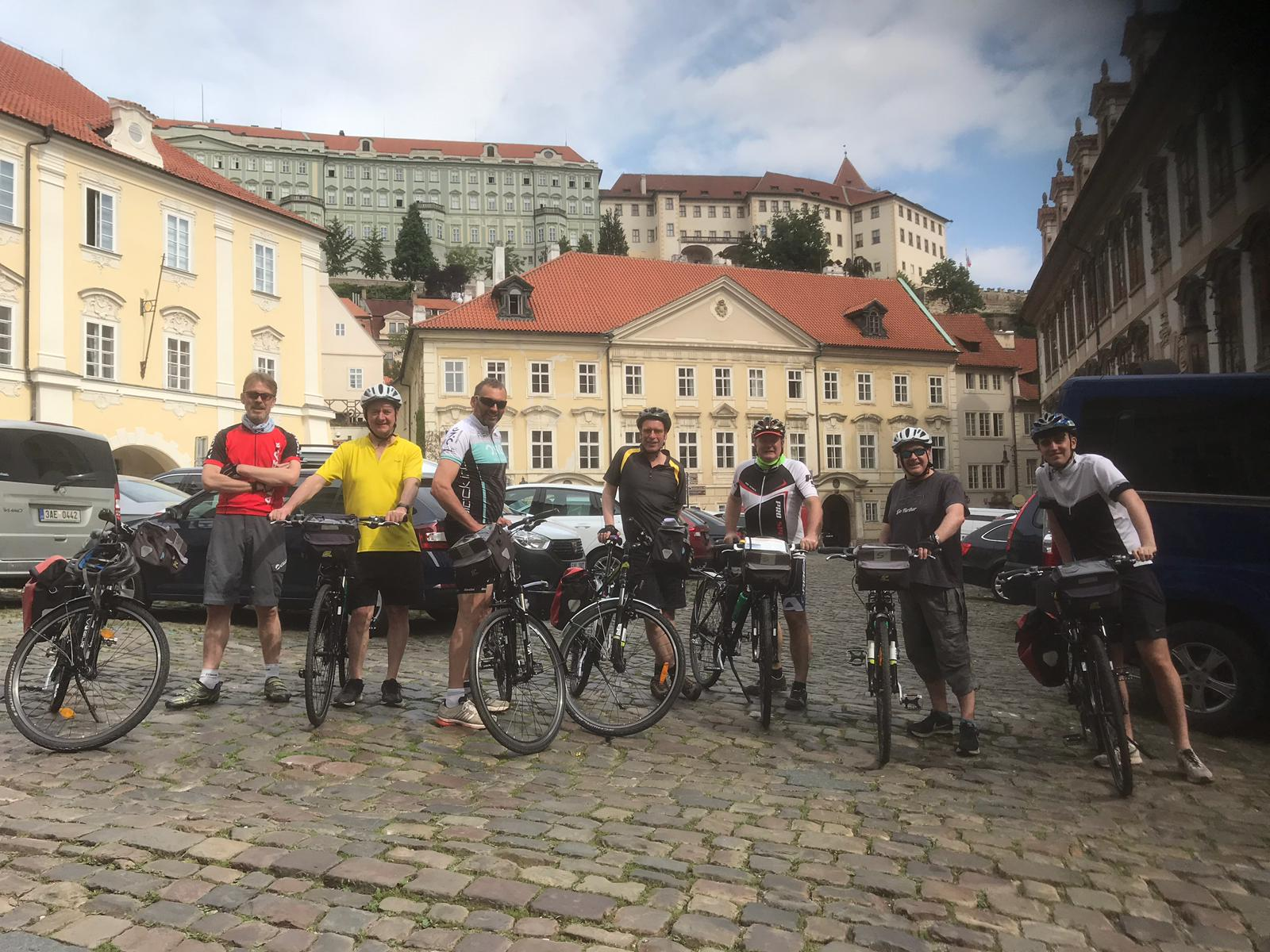 River Elbe tour Prague to Dresden, June 2019