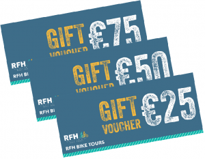 Cycling Holidays Gift Vouchers